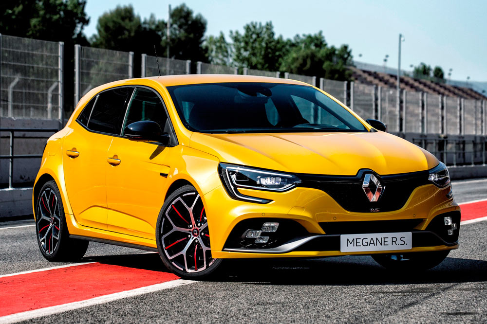 Renault Mégane RS Trophy 2019