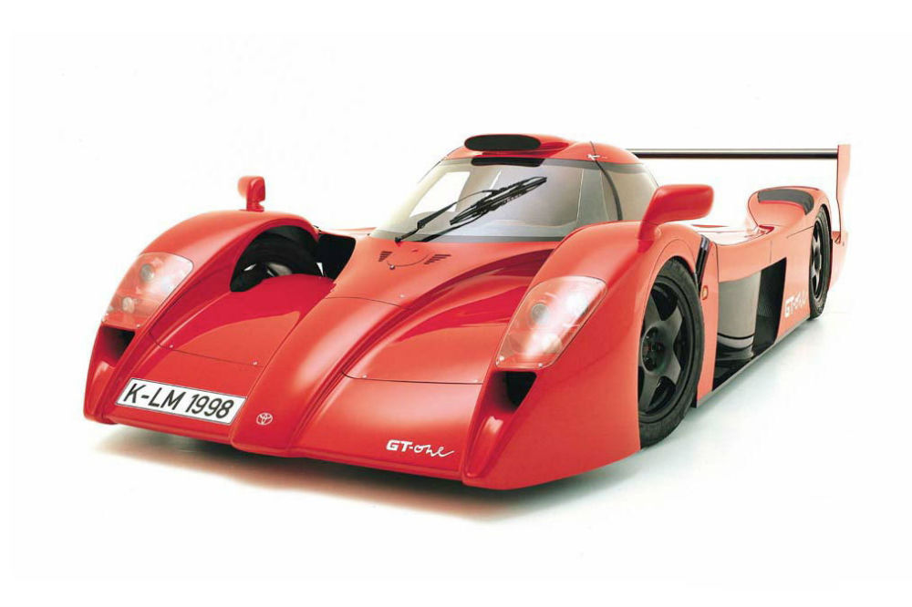 Toyota TS020 GT-One