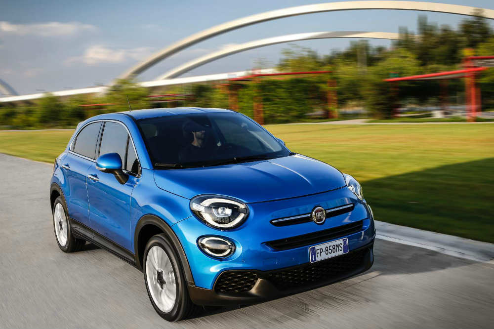 el fiat 500x 2019 estrena motores y tecnolog a periodismo del motor. Black Bedroom Furniture Sets. Home Design Ideas