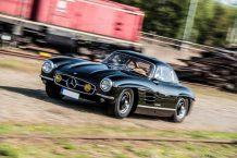 Robado Mercedes 300SL Gullwing