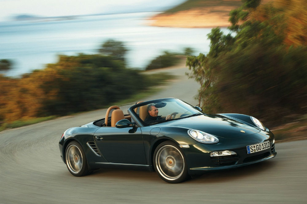 baby boxster