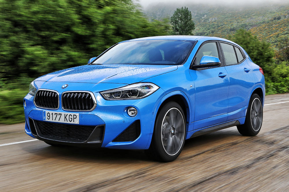 prueba bmw x2 20i s drive m sport periodismo del motor. Black Bedroom Furniture Sets. Home Design Ideas