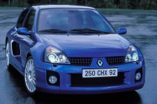 Frontal Renault Clio V6 255 Fase 2