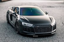 Audi R8 V10 Plus Strasse Wheels