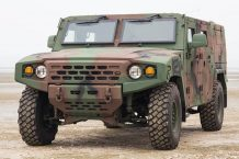 KIA Light Tactical Vehicle