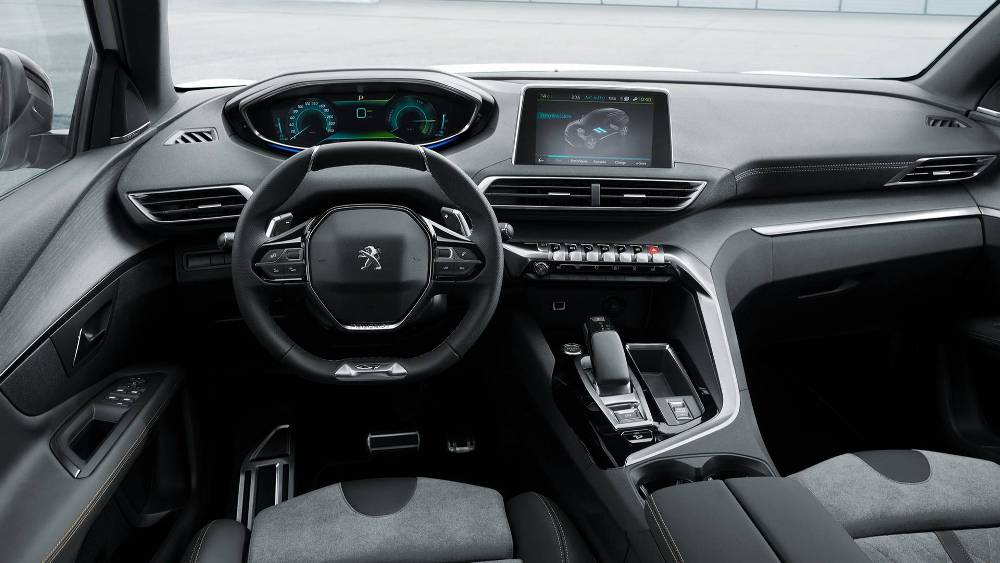 peugeot 3008 hybrid4 2019 3 periodismo del motor. Black Bedroom Furniture Sets. Home Design Ideas