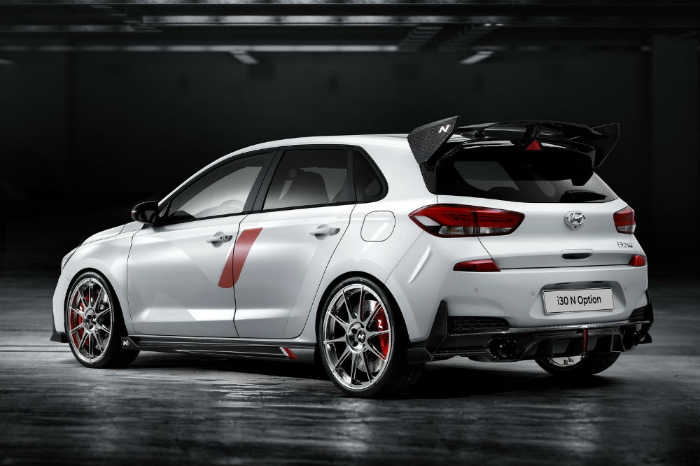 hyundai i30 n option concept personalizaci n total para. Black Bedroom Furniture Sets. Home Design Ideas