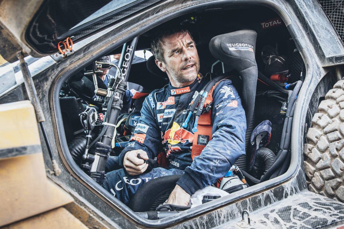 s bastien loeb correr el rally dakar 2019 como equipo privado. Black Bedroom Furniture Sets. Home Design Ideas