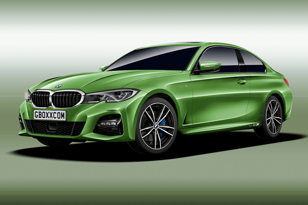 bmw serie 4 2019  as u00ed podr u00eda ser