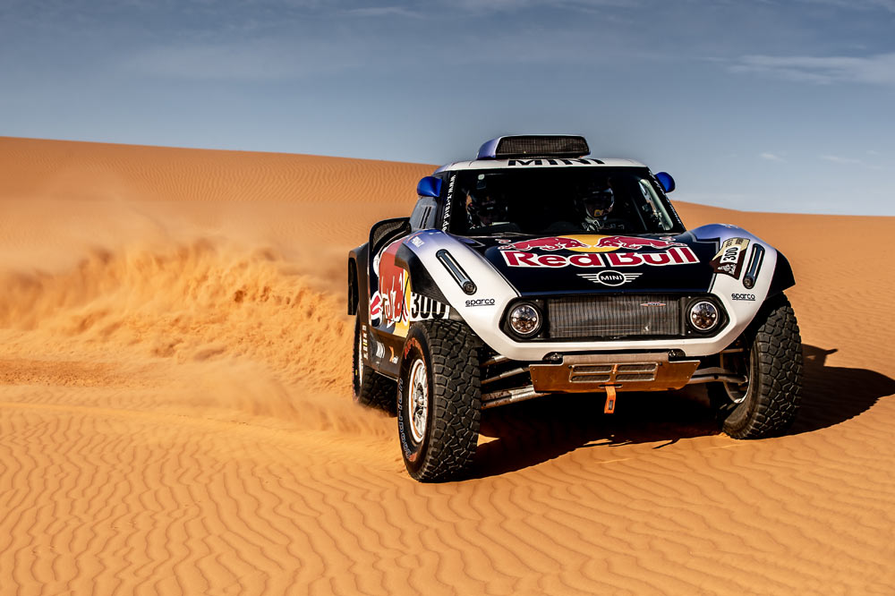 MINI John Cooper Works Buggy Carlos Sainz