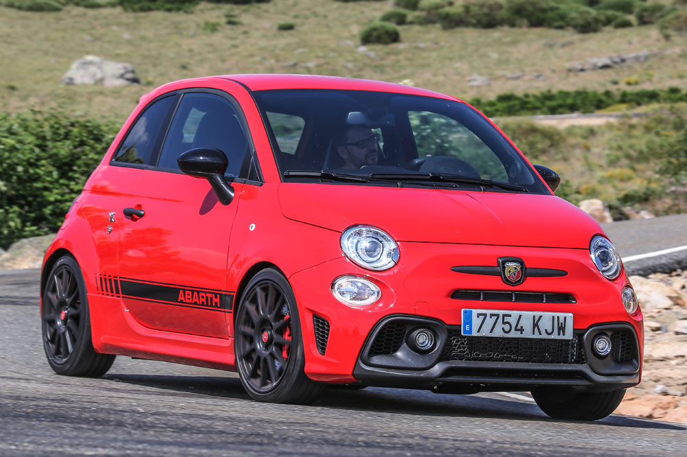 prueba abarth 595 competizione periodismo del motor. Black Bedroom Furniture Sets. Home Design Ideas