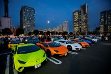 Lamborghini Day Japon 2018
