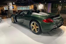 Porsche Carrera GT Oak Green Metallic