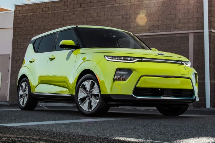 kia soul ev 2019 m s potencia para el el ctrico periodismo del motor. Black Bedroom Furniture Sets. Home Design Ideas