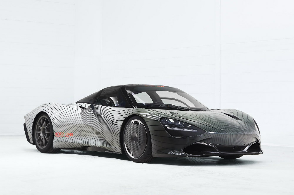 McLaren Speedtail 'Albert'