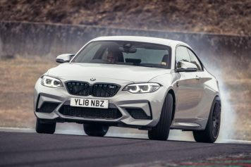 Chris Harris BMW M2 Competition