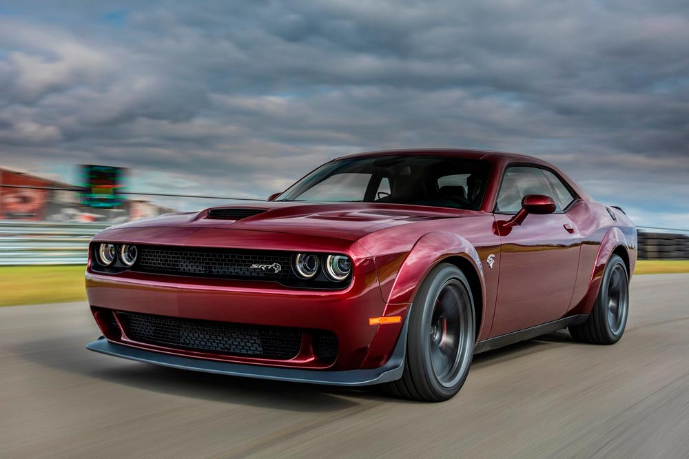Coches Salomondrin Dodge Challenger Hellcat Widebody