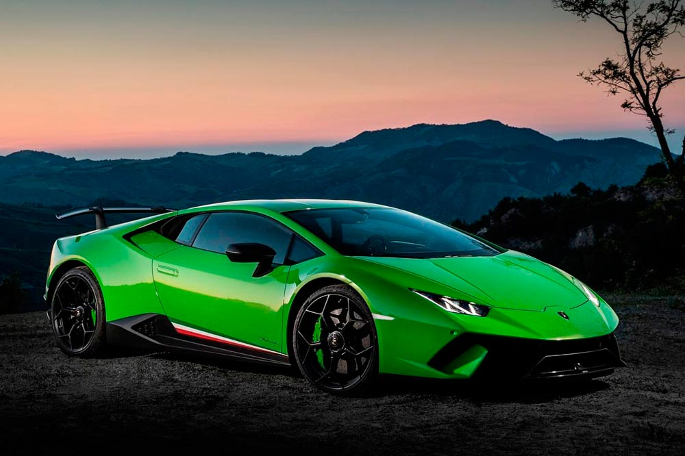 Coches Salomondrin Lamborghini Huracan Performante