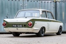 Subasta Ford Cortina Lotus Grupo 5 1966