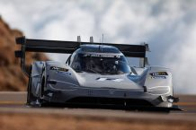 Volkswagen I.D. R record Nurburgring