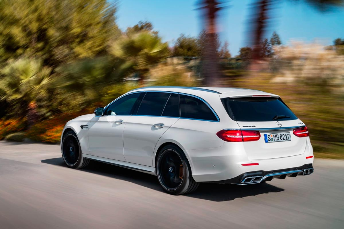 Mercedes-AMG E63 Estate Salomondrin