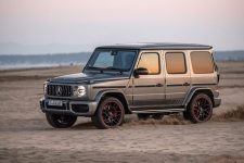 Mercedes-AMG G63 Edition 1 off-road