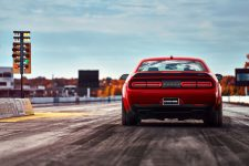 prueba Dodge SRT Demon