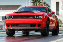 prueba Dodge Challenger SRT Demon