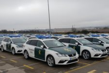 Guardia Civil SEAT Leon ST