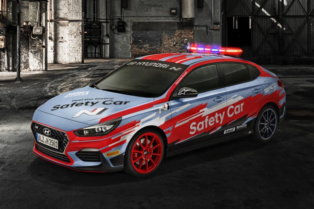 Hyundai i30 Fastback N Safety Car