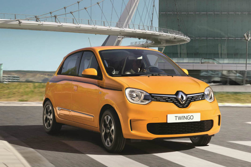 renault twingo 2019 puesta al d a para el urbanita periodismo del motor. Black Bedroom Furniture Sets. Home Design Ideas