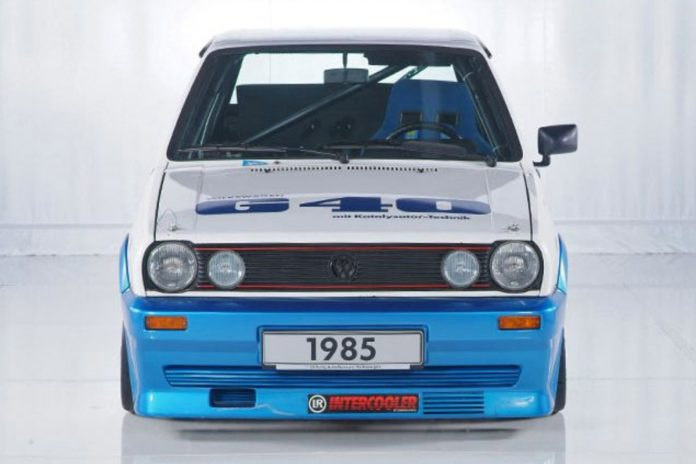 Volkswagen Polo G40 frontal