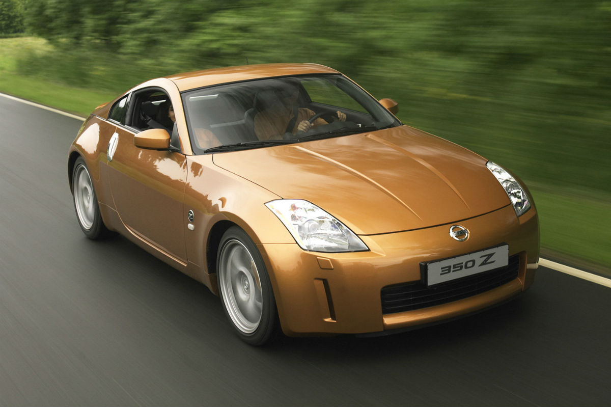 5 coches que tienen el motor del nissan 350z y que no te. Black Bedroom Furniture Sets. Home Design Ideas