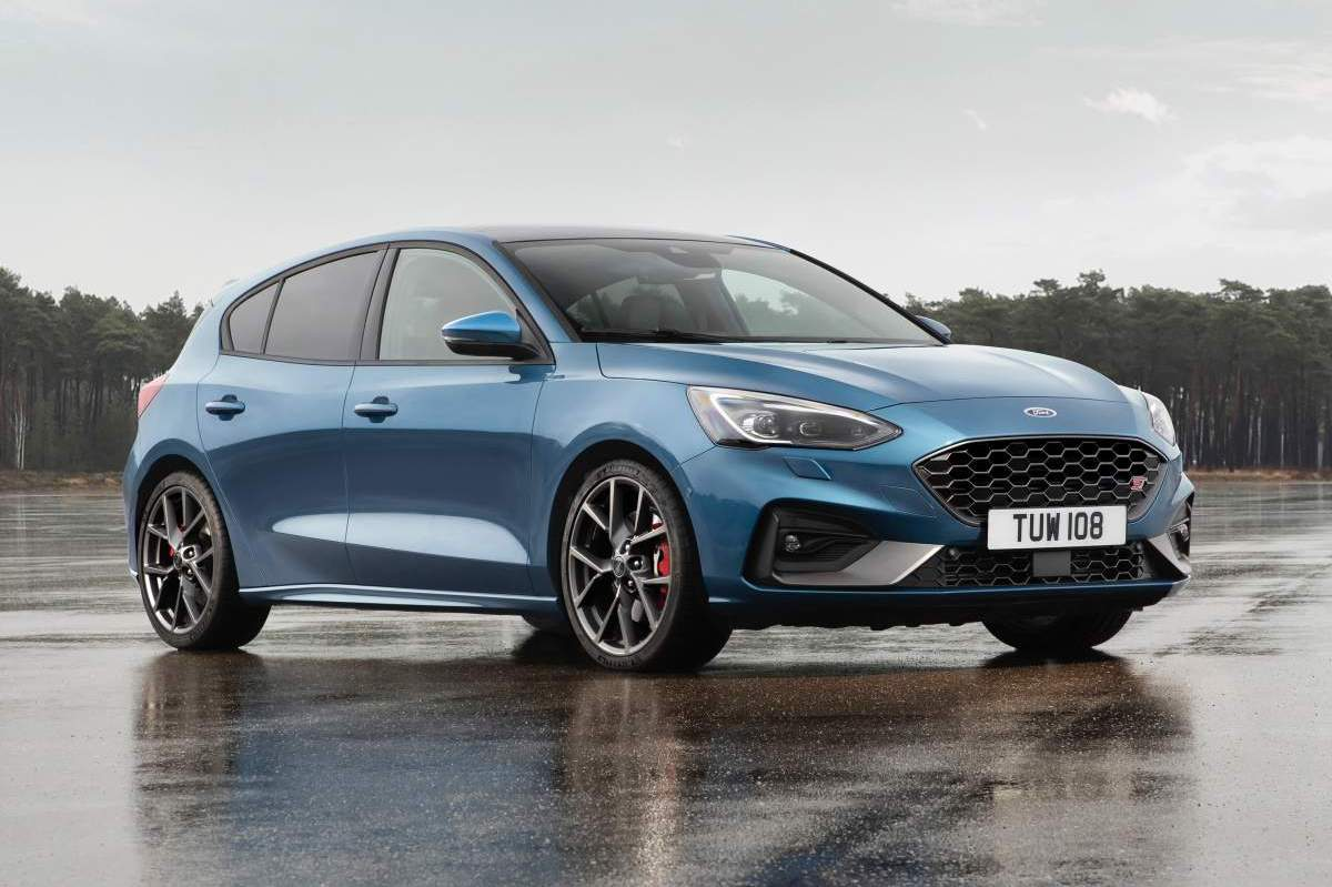 ford focus st 2019 con nuevo motor 2 3 ecoboost de 280 cv. Black Bedroom Furniture Sets. Home Design Ideas