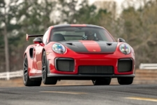 Porsche 911 GT2 RS Michelin Raceway Road Atlanta