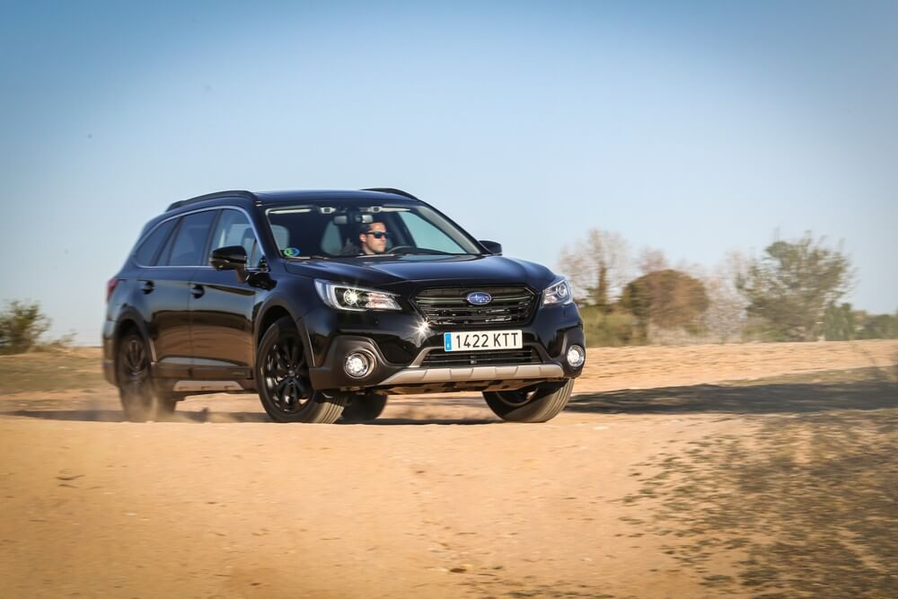Subaru Outback Black Edition