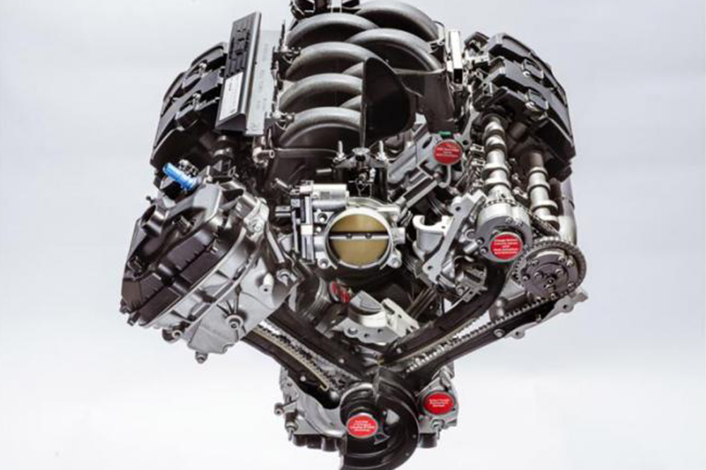 5.2 l voodoo ford mustang