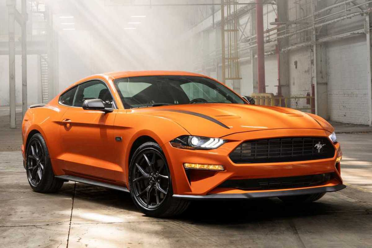 ford mustang high performance package  330 cv para el ecoboost