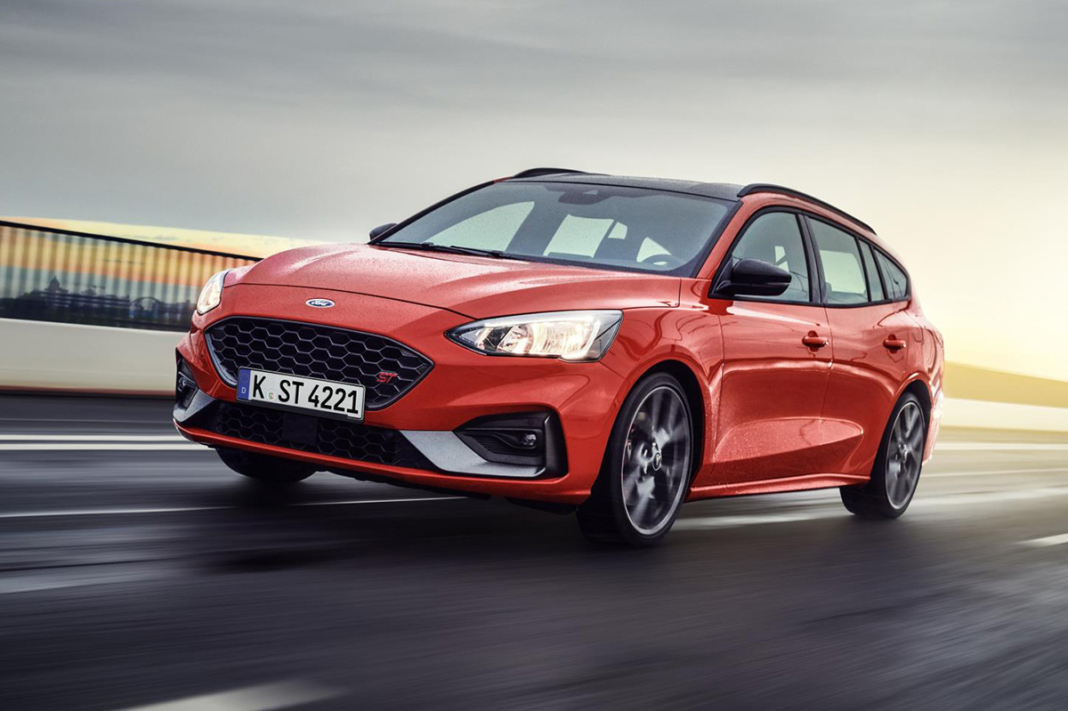 Ford Focus ST Sportbreak 2019