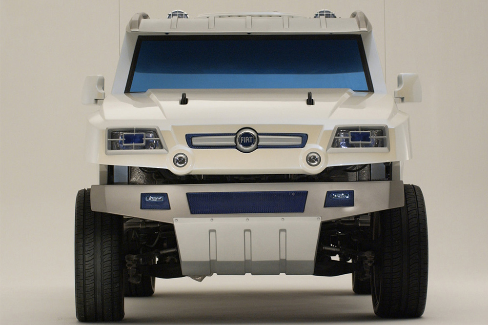 fiat oltre frontal