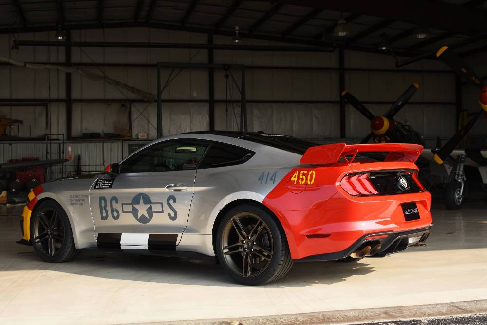 Ford Mustang GT Old Crow 2019