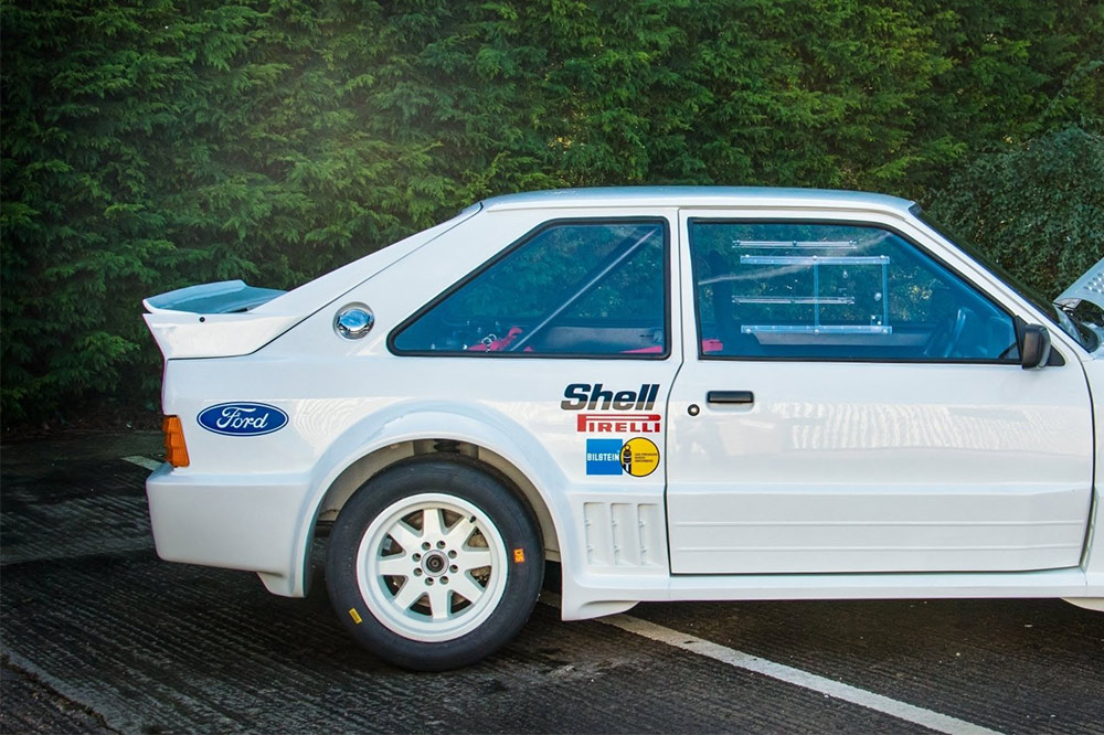 Ford Escort RS1700T lateral