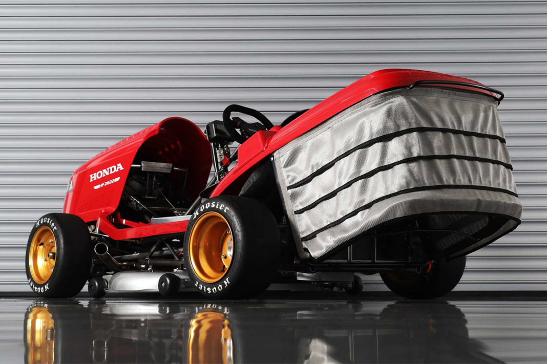Honda Mean Mower cortacésped