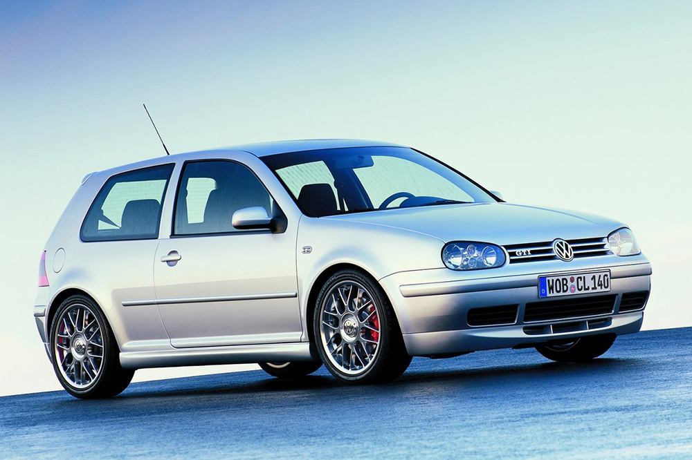 versiones especiales del golf gti 25 aniversario