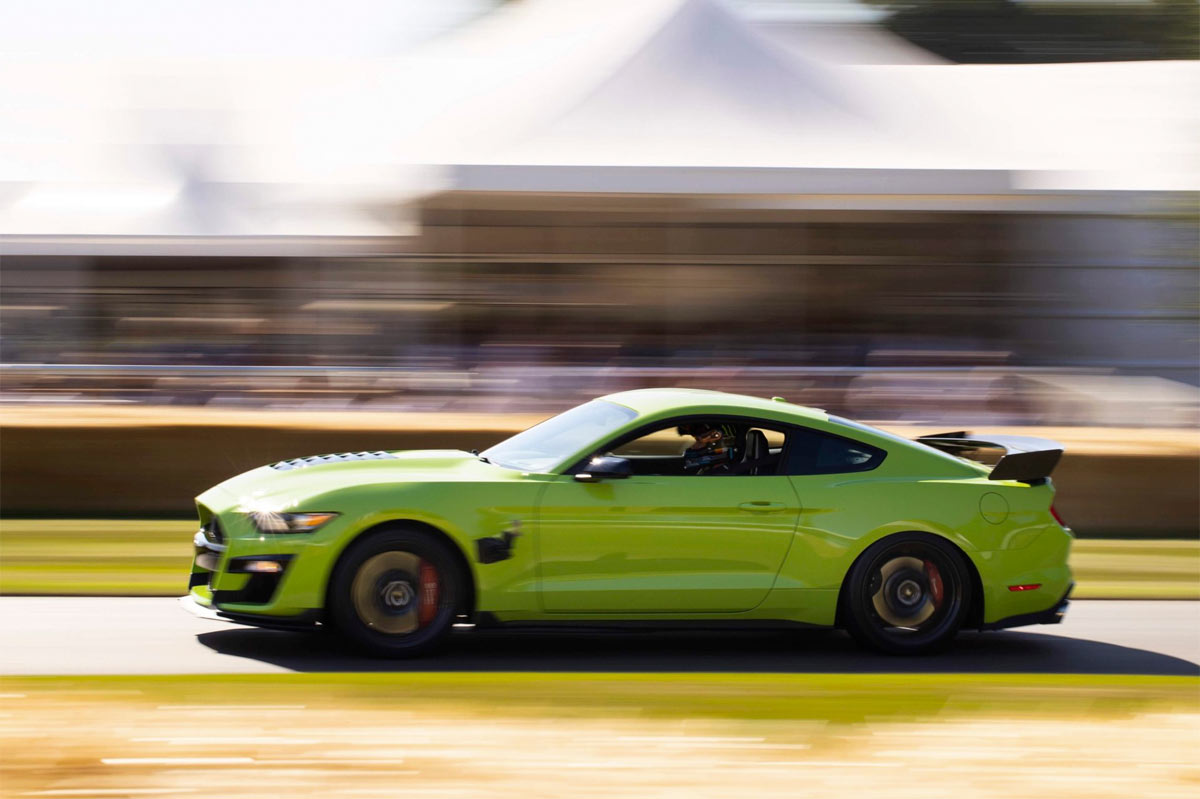 Ford Mustang Shelby GT500 2020 Goodwood