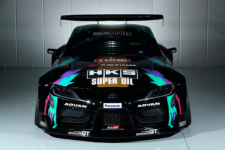 HKS Toyota Supra Drift Car