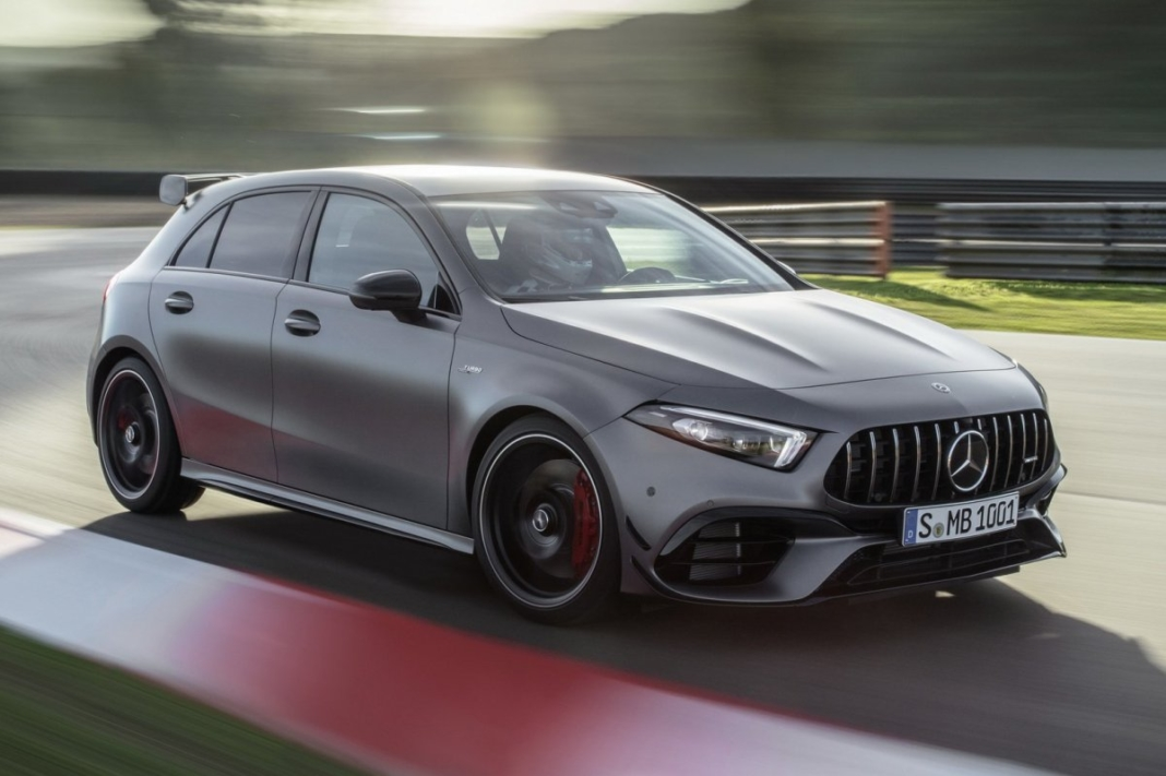 Mercedes-AMG A 45 4MATIC+ 2019