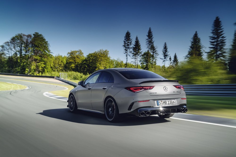 Mercedes-AMG CLA 45 4MATIC+ 2019