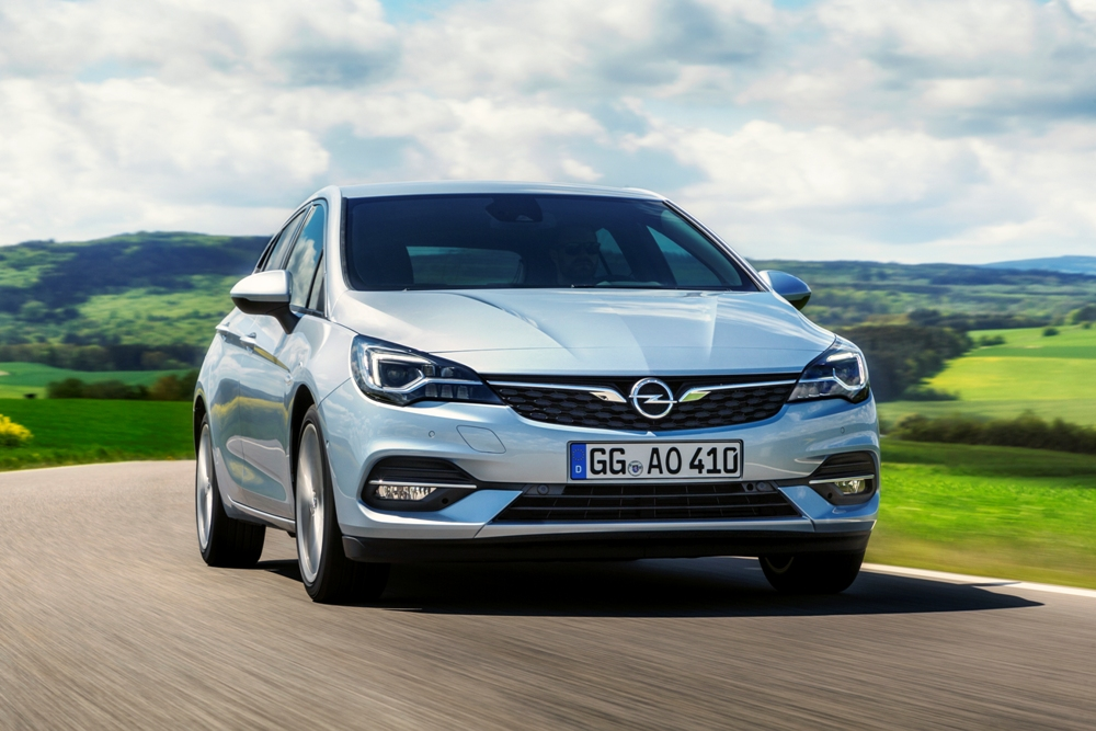 OPEL ASTRA 2020 Restyling (Info + Fotos) Opel-Astra-2020-1