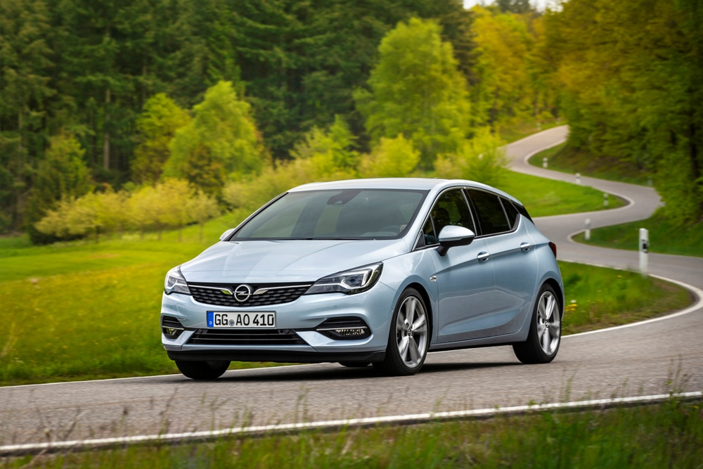 OPEL ASTRA 2020 Restyling (Info + Fotos) Opel-Astra-2020-3
